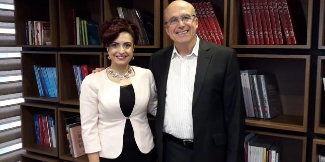 Dernek Başkanımız Dr. Öğr. Üyesi Sn. Yeliz DOĞAN MERİH'in #DeğişenSağlık Kanalı Röportajı