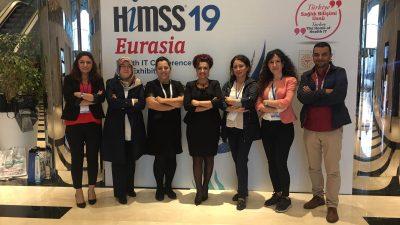 HIMSS'19 EURASIA SAĞLIK BİLİŞİMİ VE TEKNOLOJİLERİ KONFERANSI VE FUARI